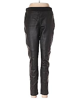 Lou & Grey Faux Leather Pants Size M