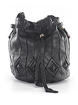 Elliott Lucca Leather Bucket Bag One Size