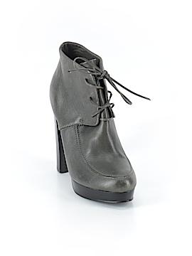 Kelsi Dagger Brooklyn Ankle Boots Size 7 1/2