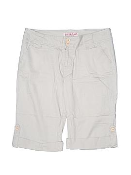 Guess Jeans Khaki Shorts 30 Waist