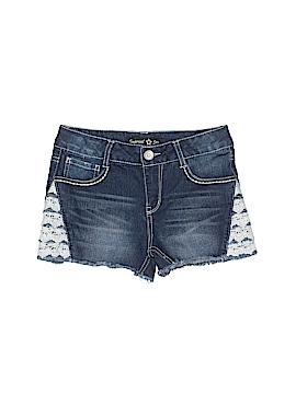 Imperial Star Denim Shorts Size 12