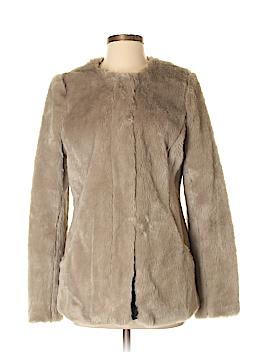 Gap Faux Fur Jacket Size S