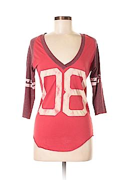 Rebel Yell 3/4 Sleeve T-Shirt Size M