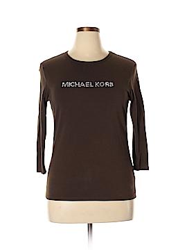 MICHAEL Michael Kors 3/4 Sleeve T-Shirt Size XL