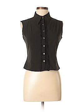 Vertigo Paris Sleeveless Blouse Size L