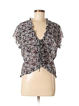 Studio 1940 Short Sleeve Blouse Size M