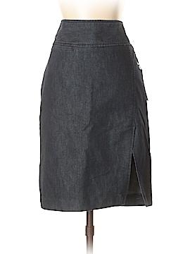 Express Design Studio Denim Skirt Size 2