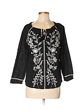 Ivanka Trump 3/4 Sleeve Blouse Size M