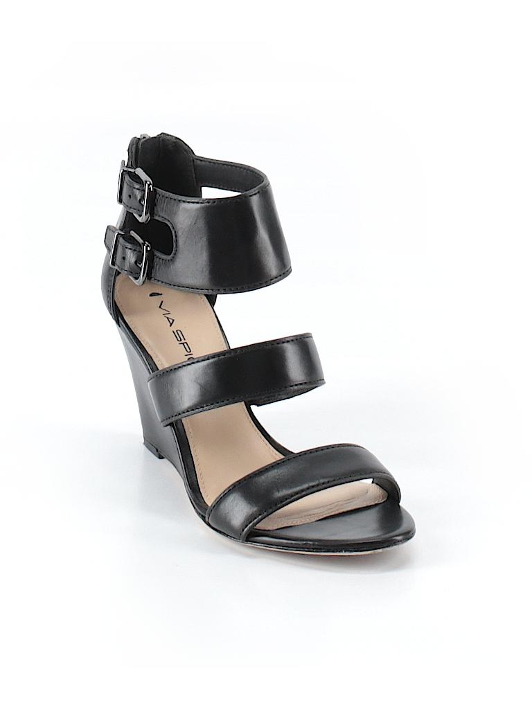 Via Spiga Women Wedges Size 5 1/2
