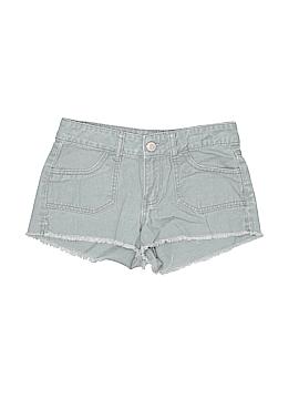 Blue Asphalt Denim Shorts Size 0