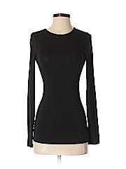 Ann Taylor Women Long Sleeve T-Shirt Size XS