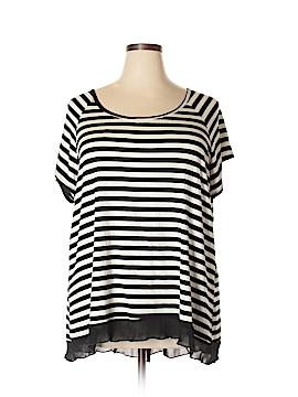 Avenue Short Sleeve Top Size 22 (Plus)