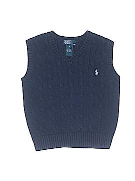 Polo by Ralph Lauren Sweater Vest Size 4