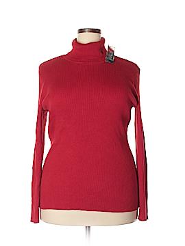 Ralph Lauren Turtleneck Sweater Size 2X (Plus)