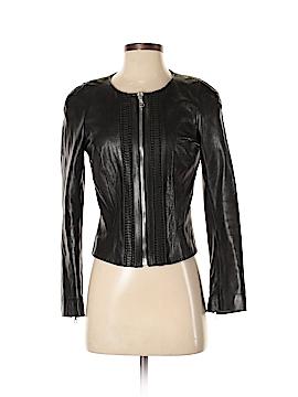 Rag & Bone Leather Jacket Size 2