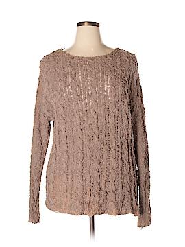 SONOMA life + style Long Sleeve Blouse Size XL