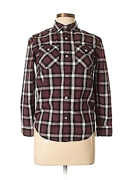 Tucker + Tate Long Sleeve Button-Down Shirt Size 12