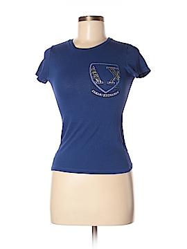 Armani Exchange Short Sleeve Top Size M