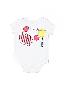 Baby Starters Short Sleeve Onesie Size 6 mo