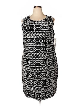 DKNY Casual Dress Size 18W (Plus)