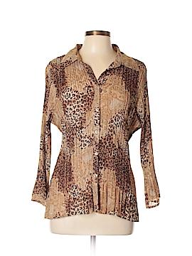 Studio 1940 3/4 Sleeve Blouse Size XL