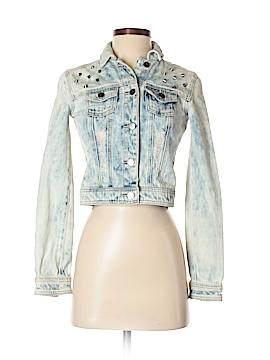 Decree Denim Jacket Size S