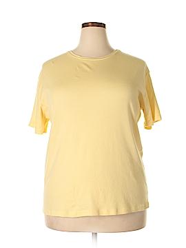 Genuine Sonoma Jean Company Short Sleeve T-Shirt Size 1X (Plus)
