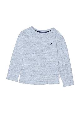 Nautica Long Sleeve T-Shirt Size 5 - 6