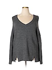Lysse Women Pullover Sweater Size 2X (Plus)
