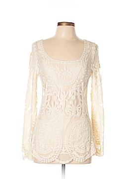 Dulcie Long Sleeve Blouse Size M