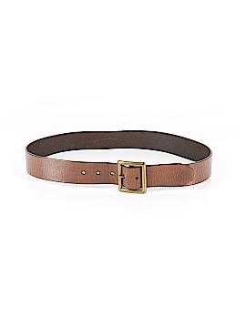 Gap Leather Belt Size S