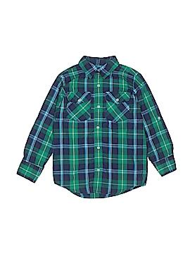 Urban Pipeline Long Sleeve Button-Down Shirt Size S (Kids)