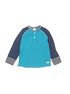 Baby Gap Long Sleeve Henley Size 2T