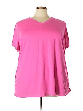 Danskin Now Active T-Shirt Size 4X (Plus)