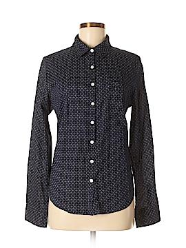 Dockers Long Sleeve Button-Down Shirt Size L