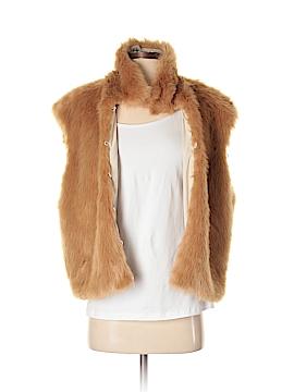Mother Faux Fur Vest Size S