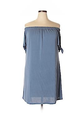 Soprano Casual Dress Size 1X (Plus)