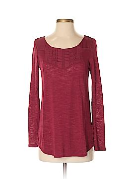 LC Lauren Conrad Long Sleeve Top Size XS