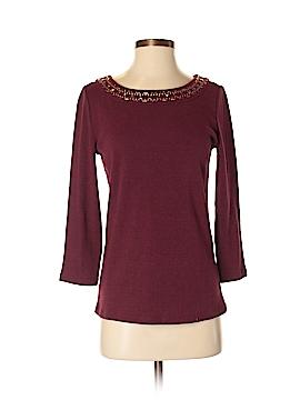 Rafaella 3/4 Sleeve Top Size S