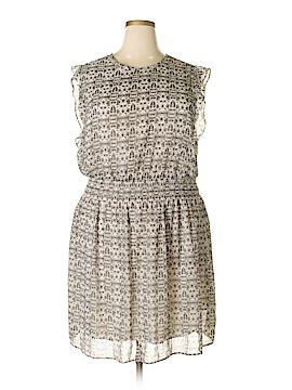 Mossimo Casual Dress Size XXL (Plus)