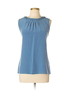 Talbots Sleeveless Silk Top Size 12