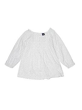 Gap Kids 3/4 Sleeve Blouse Size 8