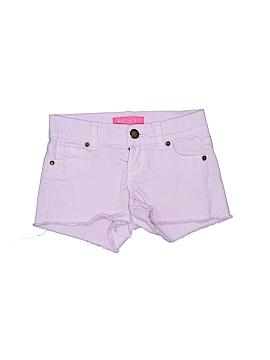 Me. n .u Denim Shorts Size 6
