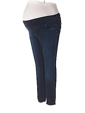 Topshop Maternity Jeans Size 16 (Maternity)