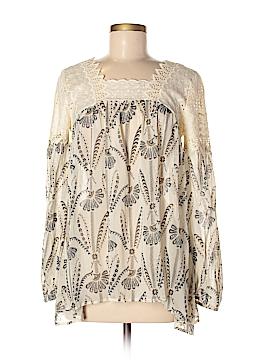Floreat Long Sleeve Blouse Size 2
