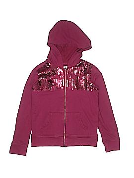 DKNY Zip Up Hoodie Size L (Kids)