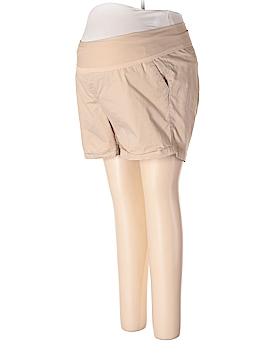 Old Navy - Maternity Khaki Shorts Size 16 (Maternity)