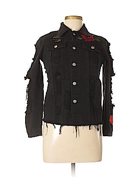 Pretty Little Things Denim Jacket Size 6