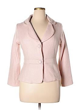 Elevenses Wool Blazer Size 14