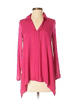 Splendid Long Sleeve Blouse Size S
